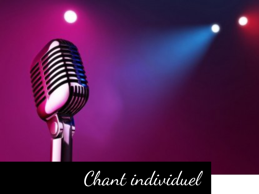 Chant individuel
